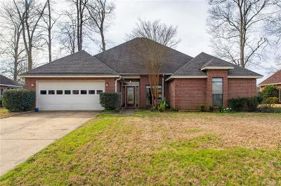 Montgomery Single Family Home For Sale: 7248 Waters Edge Street