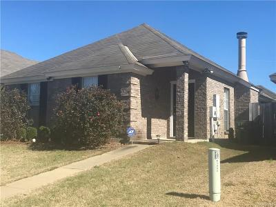 Montgomery Single Family Home For Sale: 1329 Centerfield Court