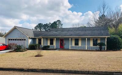 Enterprise Single Family Home For Sale: 58 Lakeside Drive