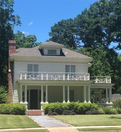 Montgomery Single Family Home For Sale: 797 Felder Avenue