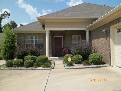 Prattville Single Family Home For Sale: 705 Kingsley Drive