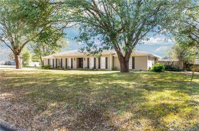 Montgomery Single Family Home For Sale: 2443 Belcher Drive