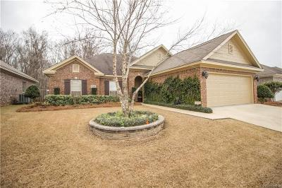 Montgomery Single Family Home For Sale: 9100 Autumn Brooke Way