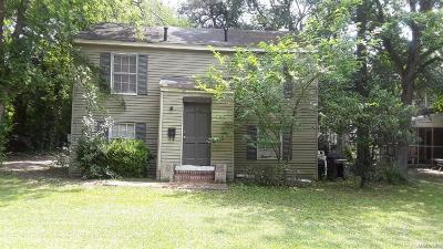 Montgomery Multi Family Home For Sale: 201 Arlington Road