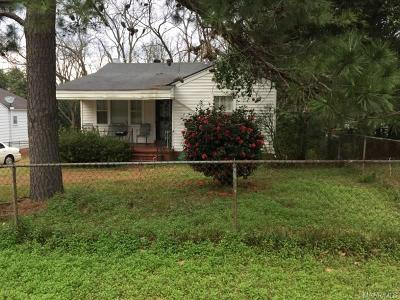 Montgomery Single Family Home For Sale: 3118 Cabot Street