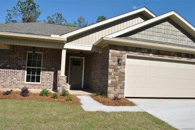 Enterprise Single Family Home For Sale: 150 County Road 541 Road