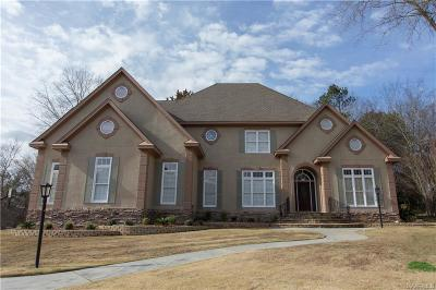 Montgomery Single Family Home For Sale: 3900 Ashby Place