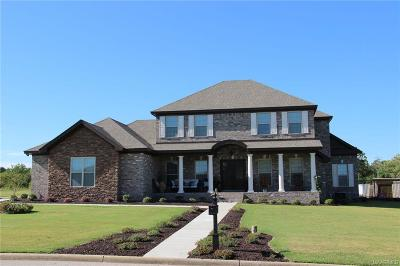 Montgomery Single Family Home For Sale: 5536 Stapleton Drive