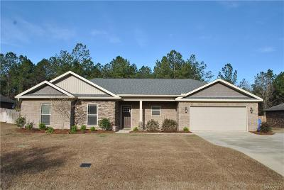 Enterprise Single Family Home For Sale: 671 County Road 539 Road