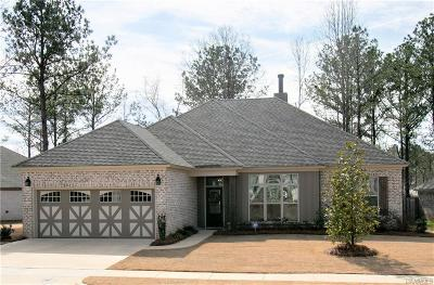 Pike Road Single Family Home For Sale: 9403 Crescent Lodge Circle