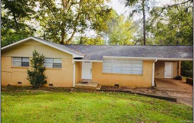Enterprise Single Family Home For Sale: 214 Morgan Lane