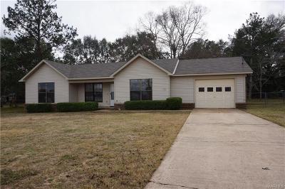 Enterprise Single Family Home For Sale: 106 Turner Street