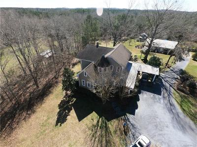 Montgomery Single Family Home For Sale: 668 Ridgeland Farms Road W