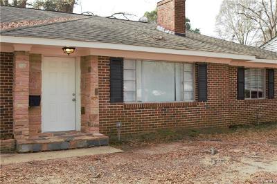 Montgomery Single Family Home For Sale: 2738 Biltmore Avenue