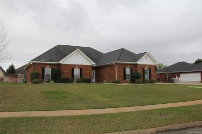 Enterprise Single Family Home For Sale: 46 Cotton Creek Boulevard