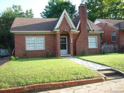 Montgomery Rental For Rent: 2042 Winona Avenue