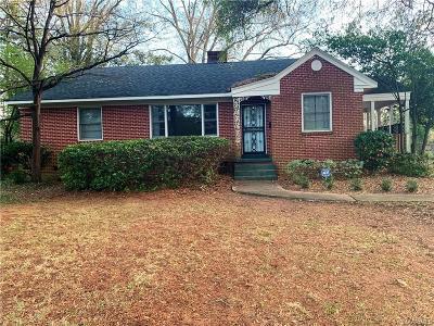 Montgomery Rental For Rent: 2826 Biltmore Avenue