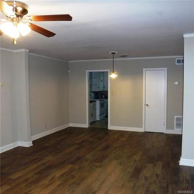 Montgomery Rental For Rent: 3423 Cloverdale Road