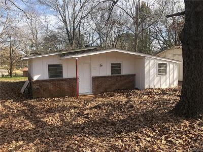Montgomery Single Family Home For Sale: 3034 La Rhoda Street