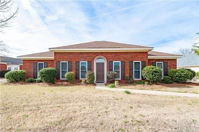 Montgomery Single Family Home For Sale: 1855 Brookstone Drive