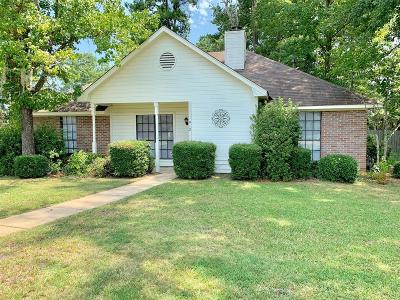 Montgomery Single Family Home For Sale: 912 Countryside Lane