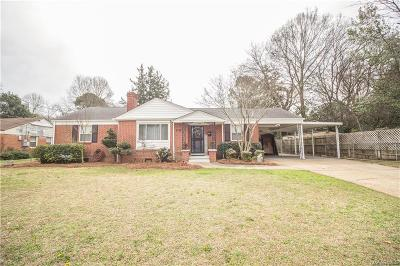 Montgomery Single Family Home For Sale: 2718 Biltmore Avenue