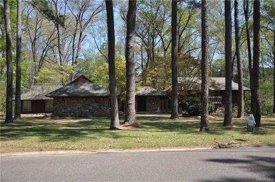 Selma Single Family Home For Sale: 45 Berkeley Road