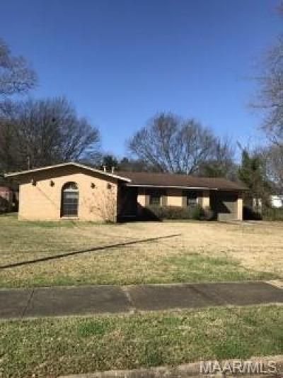 Montgomery Single Family Home For Sale: 221 Colgate Drive