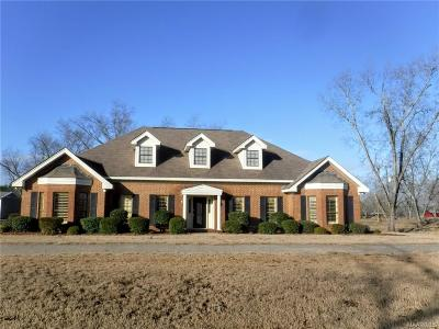 Prattville Rental For Rent: 438 County Road 29