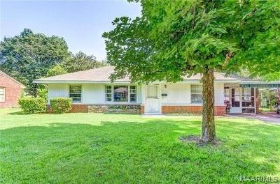 Montgomery Rental For Rent: 1021 Parkwood Drive