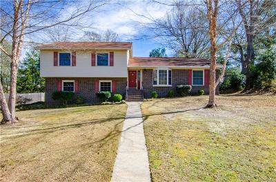 Enterprise Single Family Home For Sale: 209 Allegheny Lane