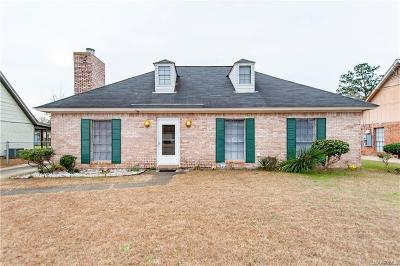 Montgomery Single Family Home For Sale: 873 Balfour Road