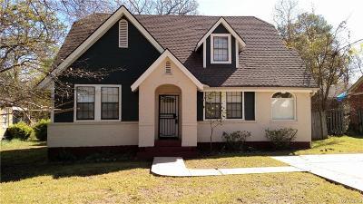 Montgomery Single Family Home For Sale: 2059 Bullard Street