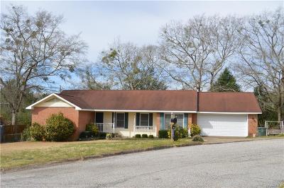 Enterprise Single Family Home For Sale: 207 Auburn Drive
