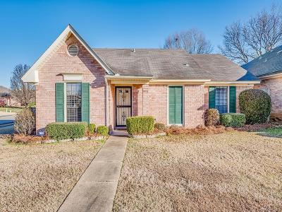 Montgomery AL Single Family Home For Sale: $92,500