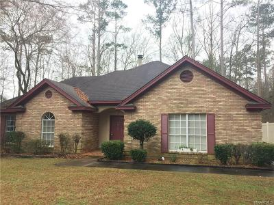 Montgomery Single Family Home For Sale: 4056 Bonfield Drive