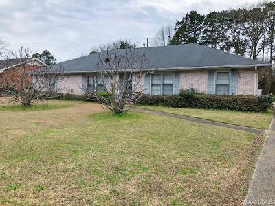Montgomery Rental For Rent: 242 Melanie Drive
