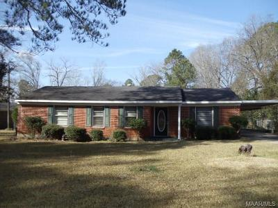 Selma Single Family Home For Sale: 507 Dixie Drive