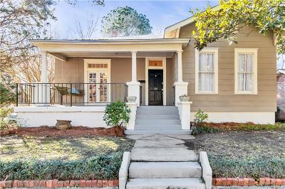 Montgomery Single Family Home For Sale: 101 N Capitol Parkway