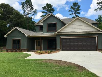 Tallassee Single Family Home For Sale: 3324 Little Road