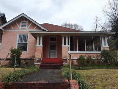 Montgomery Multi Family Home For Sale: 1223 S Hull Street