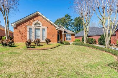 Montgomery Single Family Home For Sale: 848 Autumn Ridge Road