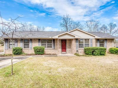 Montgomery Single Family Home For Sale: 4219 Vaughn Road