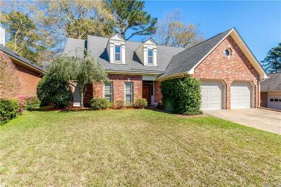 Montgomery Single Family Home For Sale: 448 Hillabee Drive