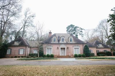 Selma Single Family Home For Sale: 104 Old Marion Junction Road