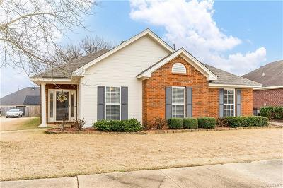 Montgomery Single Family Home For Sale: 2305 Halcyon Downs Loop