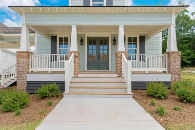 The Waters Single Family Home For Sale: 222 Forest Glen Drive