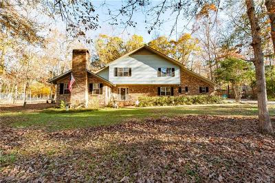 Wetumpka Single Family Home For Sale: 874 Canyon Road