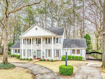 Montgomery Single Family Home For Sale: 1613 Croom Drive