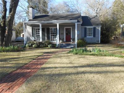 Montgomery Single Family Home For Sale: 3433 Idlewild Court